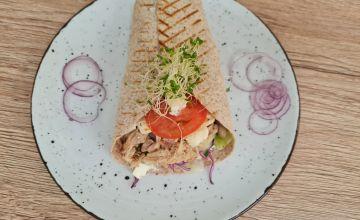 Kana-feta vrapp - Bopp kohvik, Tallinn