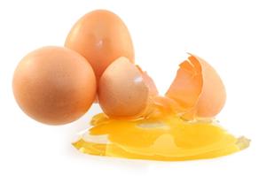 Kõige odavamate toiduainete top 6- muna