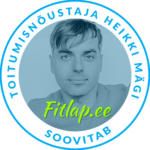 Fitlap.ee toitumisspetsialist Heikki Mägi