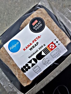 Circle K Fitlapi Kana-feta Wrap