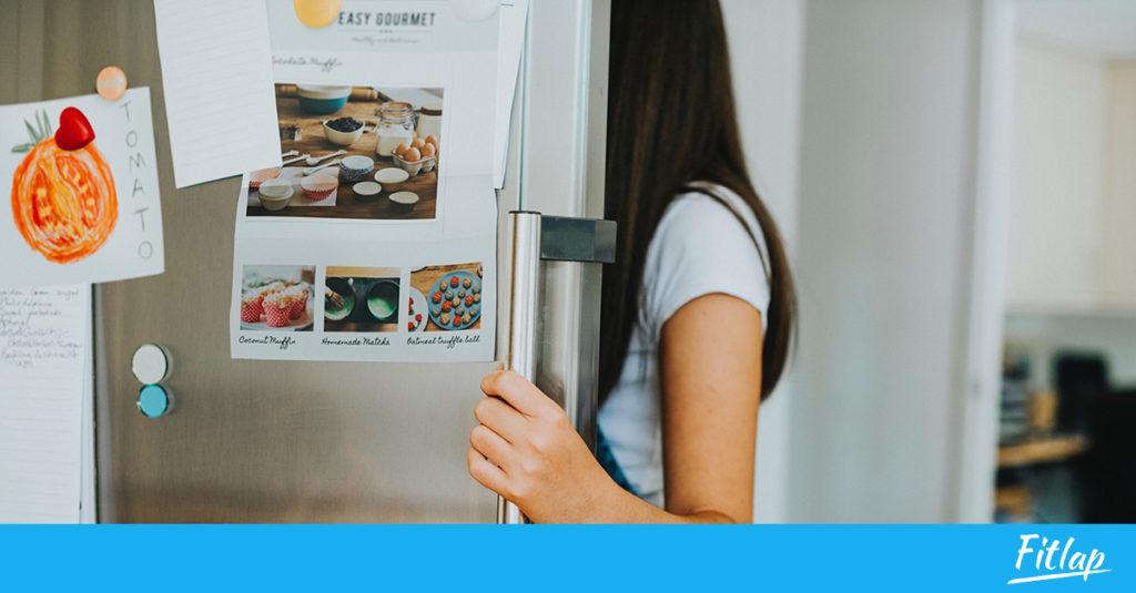 Dieedi esimene samm – kasuta ära kodus olevad toiduained