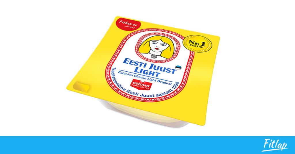 Estover juust nüüd Fitlap soovitussildiga. Retsept!