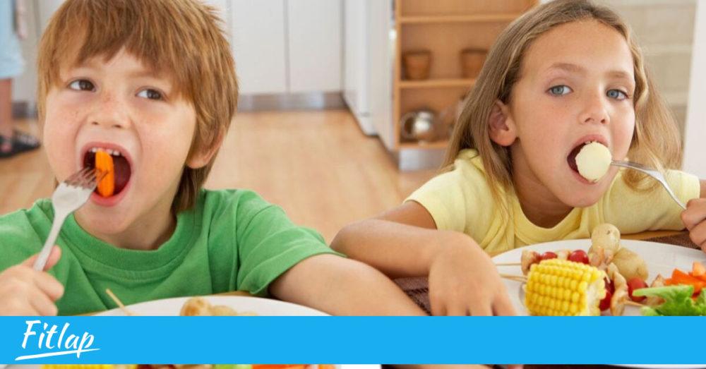 Ära kasvata oma lapsest emotsionaalset sööjat