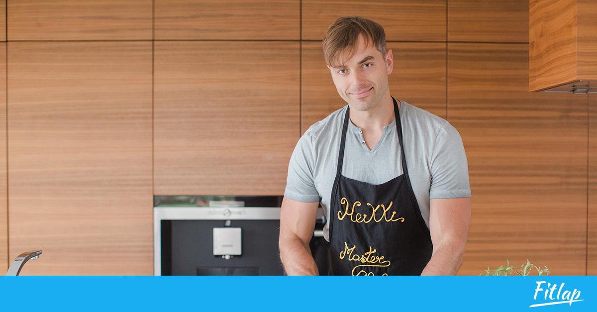 Fitlap.ee toitumisspetsialist Heikki Mägi: tervislik eluviis pole ainult treening ja toitumine